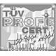 TÜV PROFI CERT ISO 9001 + 14001